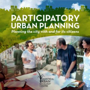 Cover of participatory planning report